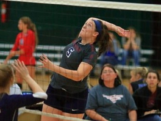 Mackenzie Schermann is a coach's dream and a stat-making machine. She closed out her second year as a starter for Riverton Parke by tallying 211 digs, 109 kills, 108 service receptions, 69 service aces and 54 blocks.
