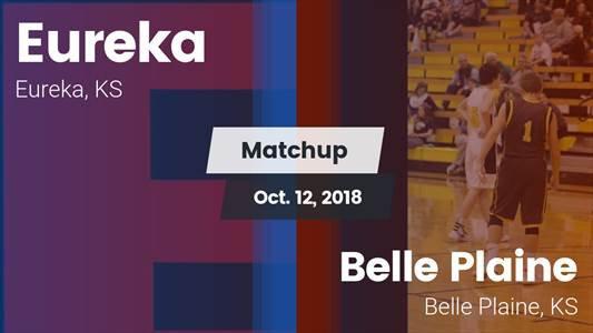 Football Game Recap: Eureka vs. Belle Plaine