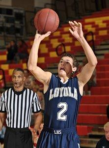 Trey Mason, Loyola