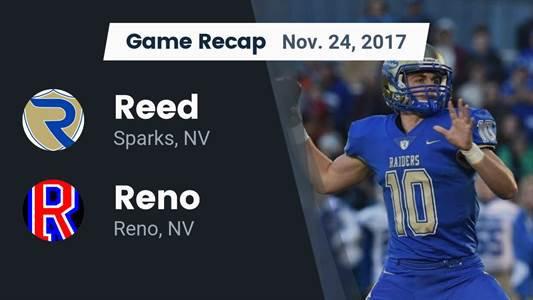 Football Game Recap: Reed vs. Bishop Gorman