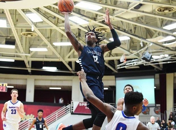 Keion Brooks, La Lumiere