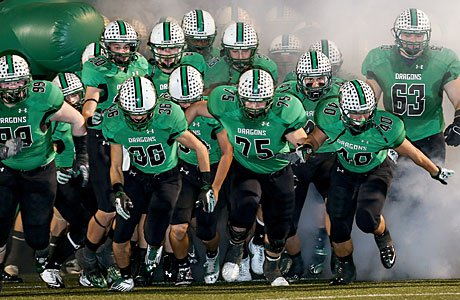 Southlake Carroll's outstanding football team was just one reason the Dragons were the top Texas school in the 2013 MaxPreps Cup.