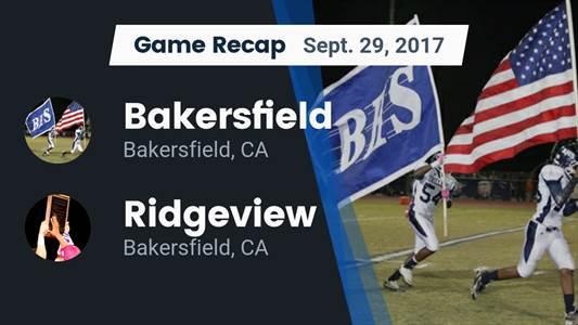 Football Game Preview: Centennial vs. Bakersfield