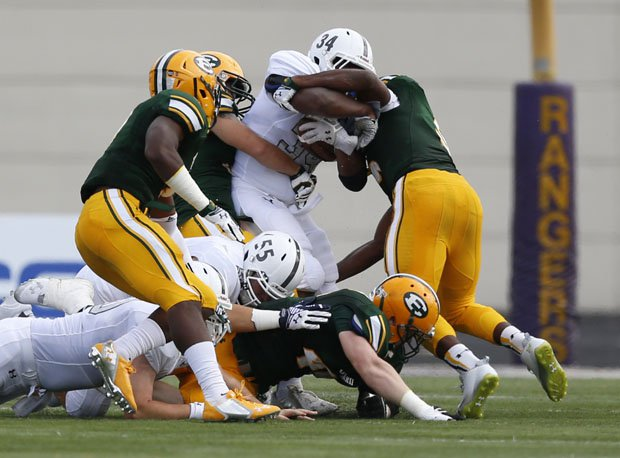 St. Edward has allowed just 14 points in three games and Saturday shutout high octane St. Joseph Regional offense.