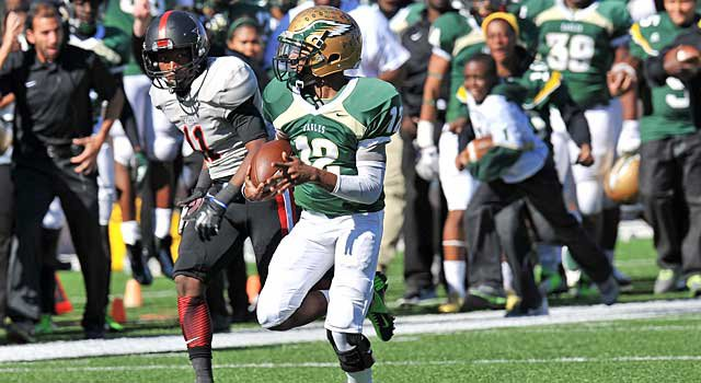 Desmond White and DeSoto are racing up the rankings.