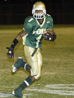DeSean Jackson is one of five current NFL players who went to Long Beach Poly High School.