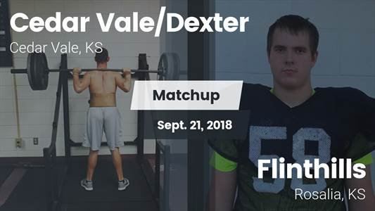 Football Game Recap: Cedar Vale/Dexter vs. Flinthills