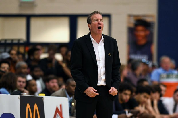 Montverde Academy coach Kevin Boyle pushed all the right buttons on Saturday.