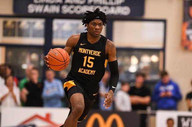 McDonald's All-American Precious Achiuwa was dominant on Saturday with 25 points on 12 of 17 shooting.