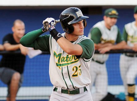 Mater Academy's Albert Almora learned from his father that hard work off the field translates to success on it.