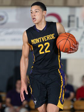 Ben Simmons has been spectacular on the EYBL circuit this spring.