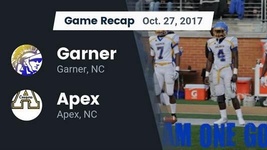 Football Game Preview: Garner Magnet vs. Pinecrest