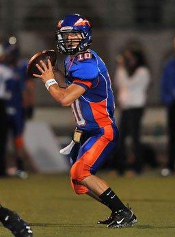 Westlake High's Nick Isham.