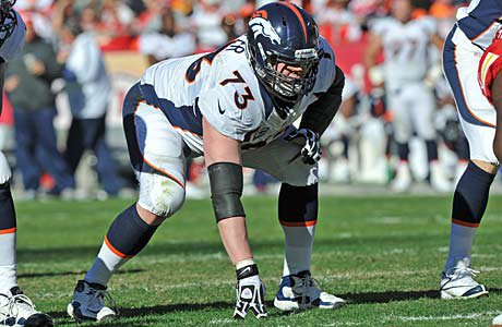Chris Kuper of the Denver Broncos went to Dimond High School in Anchorage.