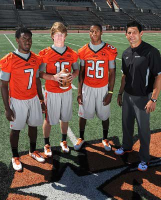 Hoover will have to get past a more-seasoned SouthPanola squad if it wants an undefeated season.