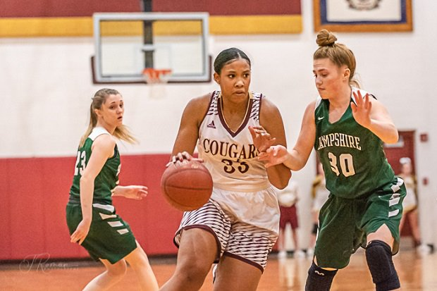 Christi'ana Armstrong has come a long way from a sixth-grader with basketball potential to a bona fide leader for the Jefferson team.
