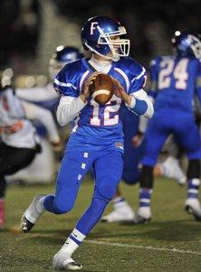 Jake Browning, Folsom record-breaking quarterback.