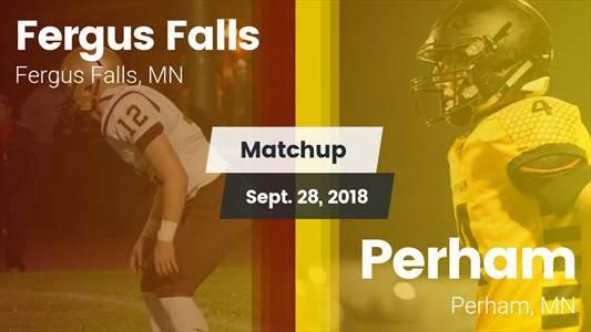 Football Game Recap: Fergus Falls vs. Perham