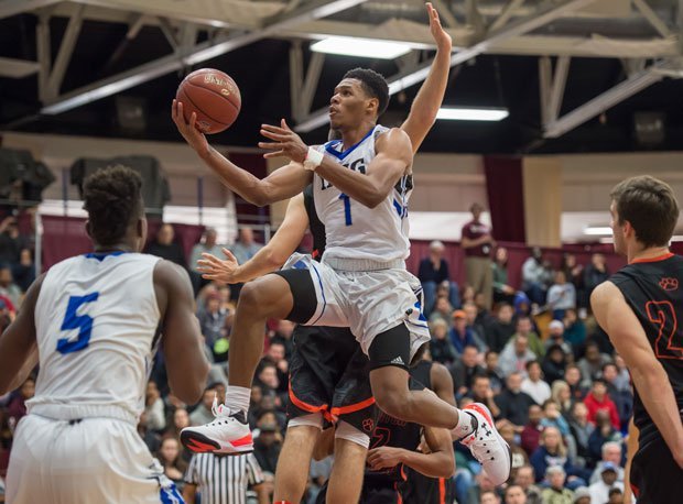 Trevon Duval soars No. 1 IMG Academy into  Dick's Sporting Goods High School Nationals.