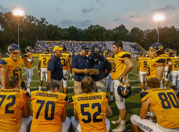 Moeller is looking for its 35th Ohio playoff berth.