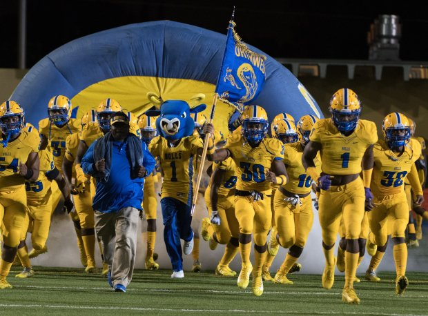 Northwestern (Miami, Fla.) takes the field Oct. 13 against Carol City. The Bulls are allowing less than 10 points per game this season.