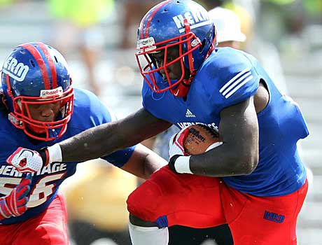 Derrick Green is expected to choose Michigan, but Auburn and Tennessee lurk.