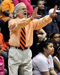McClymonds coach Dennis Flannery has been the program's head  coach since 2007.