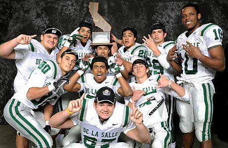De La Salle beat up Centennial to jump to the top spot in the Farwest rankings.