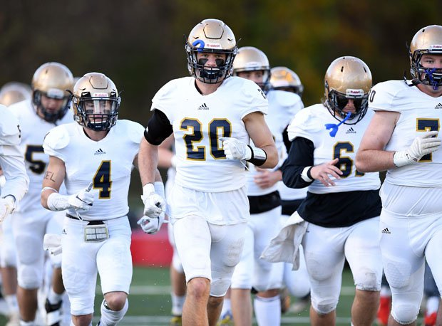 Choate Rosemary Hall School goes for its 50th straight win Sept. 7 versus Taft.