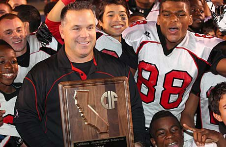 Centennial's win against Narbonne earned the Huskies the No. 2 ranking in the Farwest region.