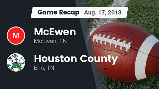 Football Game Recap: Houston County vs. Stewart County