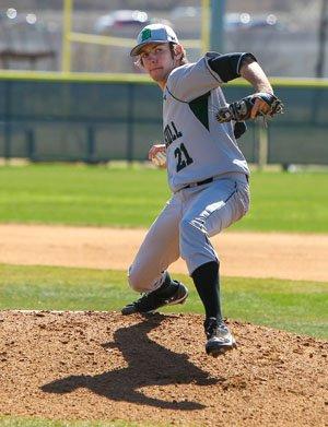 Southlake Carroll pitcher Dylan Smith