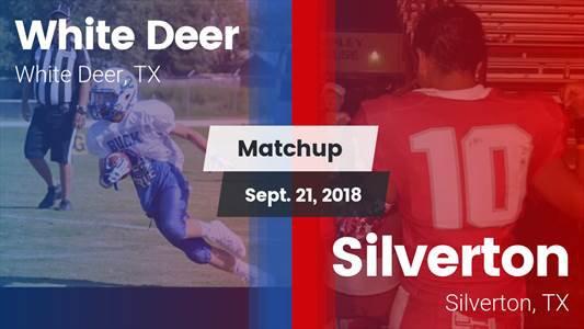 Football Game Recap: White Deer vs. Silverton