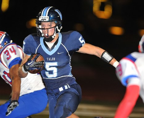 Valor Christian junior running back Christian McCaffrey is the state's most versatile play-maker, and he has the Eagles in position to win their fourth consecutive state title.