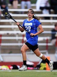 Centaurus senior Emma Lazaroff is the nation's leading goal-scorer.