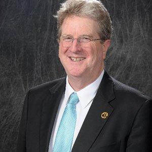 Roger Blake, CIF Executive Director