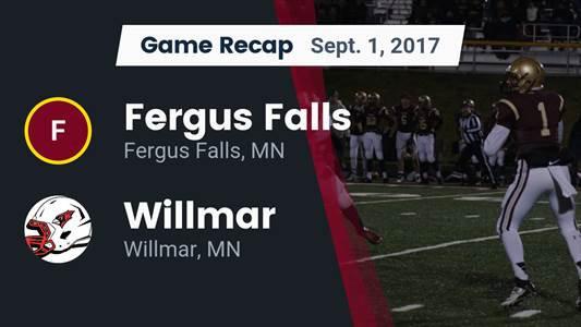 Football Game Preview: Park Rapids vs. Fergus Falls