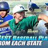Best high school baseball player from each state for 2019