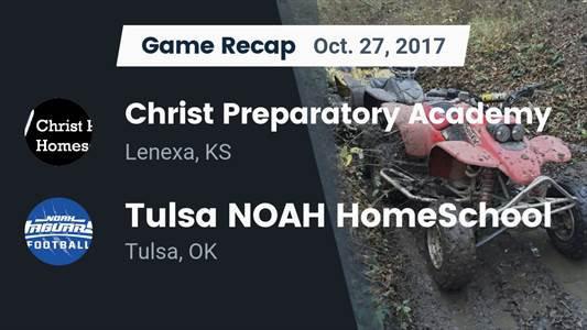 Football Game Preview: Tulsa NOAH HomeSchool vs. Texas Wind