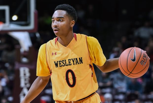 Clutch shooting by Brandon Childress helped send Wesleyan Christian Academy to Saturday's final at the Bass Pro Shops Tournament of Champions.