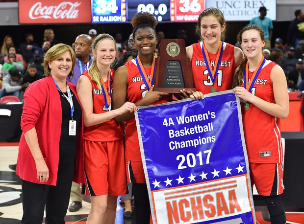 Northwest Guilford came away with North Carolina's 4A state championship.