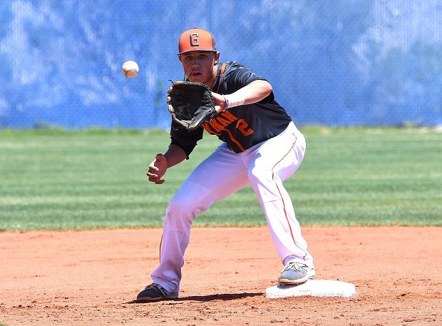 Tyler Curtis of Bishop Gorman