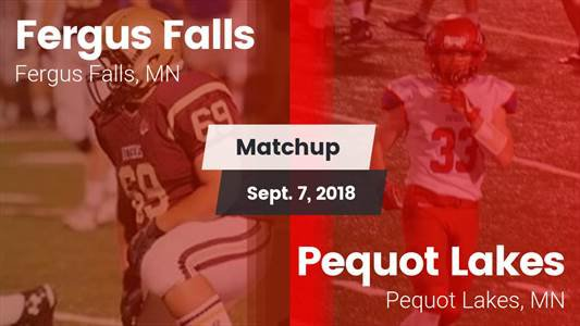Football Game Recap: Pequot Lakes vs. Fergus Falls