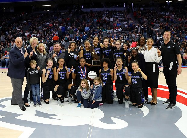 Windward won the CIF Open Division title, downing Pinewood 58-47.