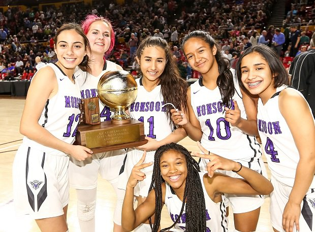 Valley Vista captured the Arizona 6A title with a 68-55 win over Xavier College Prep.