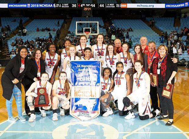 Northwest Guilford finished 25th in the Xcellent 25 after winning the North Carolina 4A title.