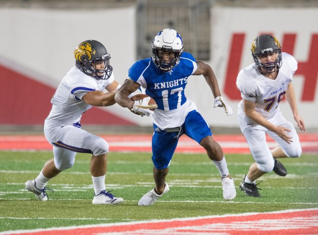 Jaylen Waddle, Episcopal (Bellaire, Texas)