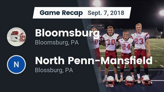 Football Game Preview Wellsboro Vs North Penn Mansfield Maxpreps