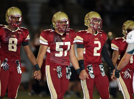 Oaks Christian's short trip to Chaminade is the state's best matchup according to the MaxPreps Freeman Rankings.