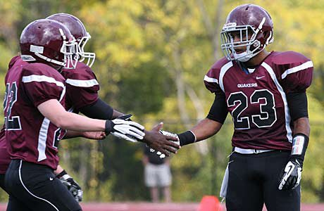 Orchard Park takes its 5-0 record to Jamestown Friday in one of New York's top games of the week.